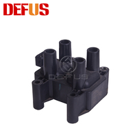 DEFUS 1X Ignition Coil OE 01R00A036 For Fiat Peugeot 205 309 405 605 306 806 406 06F905115E 06F905115F F01R00A036 NEW Arrival