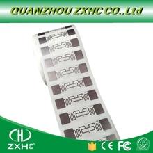 (10 pcs/LOTS) ארוך טווח RFID UHF תג מדבקת רטוב שיבוץ 860 960 mhz Alien H3 EPC הגלובלי Gen2 ISO18000 6C