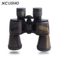 High Quality Classic Binoculars 20X50 HD Wide Angle BAK4 Prism Binocular Telescope For Outdoor Travel Hunting