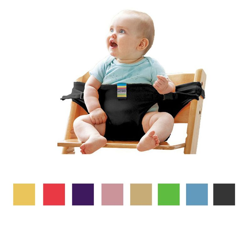 Baby Stretch Wrap Safety Belt Harness Carrier Portable Infant Seat Lunch Dining Chair Fix Cover StrapBaby Stretch Wrap Safety Belt Harness Carrier Portable Infant Seat Lunch Dining Chair Fix Cover Strap