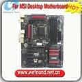 100% Рабочая Desktop Материнских Плат для MSI Z97-S02 LGA1150 DDR3 работает отлично