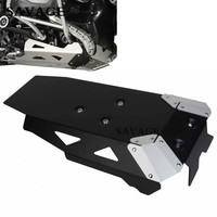 Black Motorcycle R1200GS Engine Guard Extension Cover Protection For BMW R1200GS LC R1200GS ADV 2014 2015