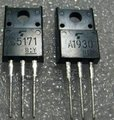 electronics Long-legged transistor A1930 C5171 Integrated circuit