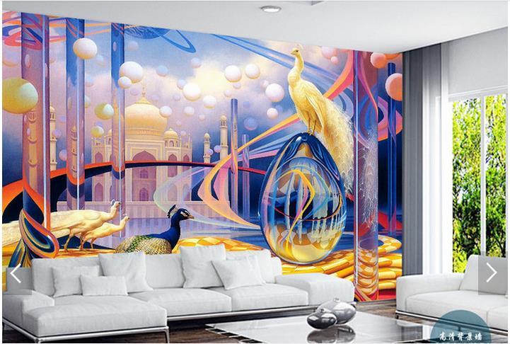 Best 20  Living room wallpaper ideas on Pinterest