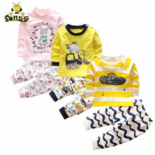 Boutique kids clothing sets christmas outfit toddler boys baby girls clothes Casual children Tracksuit 2 3 years