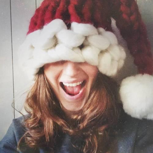 Christmas Parent-Child Hat Autumn Winter Warm Knitting Hat Family Crochet Caps   Skullies     Beanies