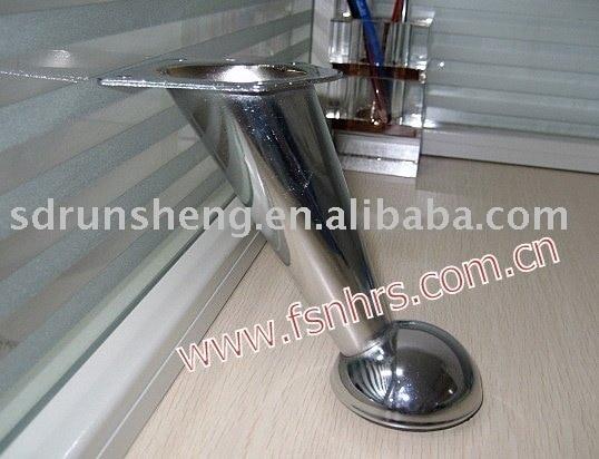 furniture hardware for sofa foot/sofa legs F52