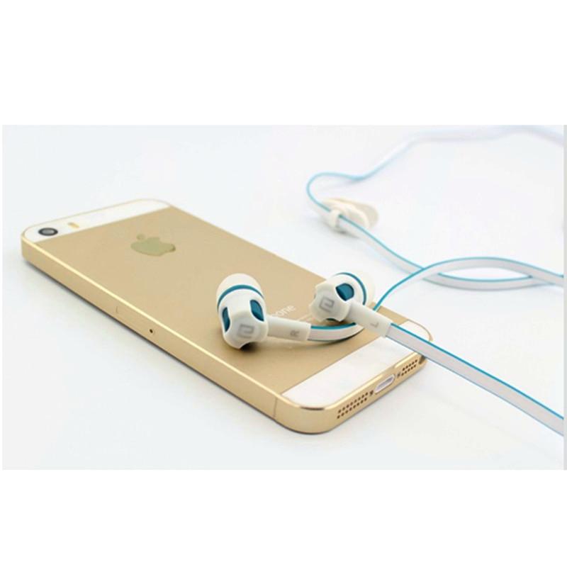 Langsdom JM26 u uho slušalice s mikrofonom handsfree 3.5mm teški - Prijenosni audio i video - Foto 5