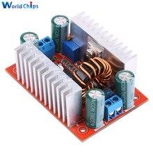 Повышающий преобразователь постоянного тока 400 Вт, 15а, постоянный ток, источник питания, светодиодный драйвер 8,5-50 В до 10-60 в, Повышающий Модуль зарядного устройства