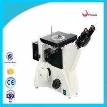 Phenix китайский поставщик 1000X инвертированный металлографический микроскоп с яркими полями цели галогенные включить contral свет