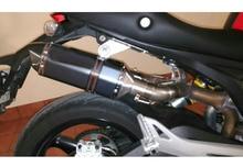 цена на TKOSM-51mm Universal Motorcycle Modified Exhaust Pipe Muffler Exhaust Scooter For CBR125 CBR250 CB400 CB600 YZF FZ400 Z750 ZX-6R