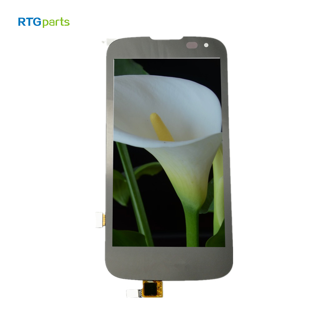 RTGparts For <font><b>LG</b></font> K3 <font><b>K100</b></font> LS450 LCD Touch Screen Digitizer Assembly image