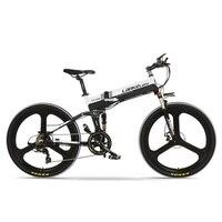 XT750-E 26 Inch Klapp Elektrische Fahrrad  Vorne und Hinten Disc Bremse  Lange Ausdauer  mit LCD-Display  pedal Unterstützen Fahrrad
