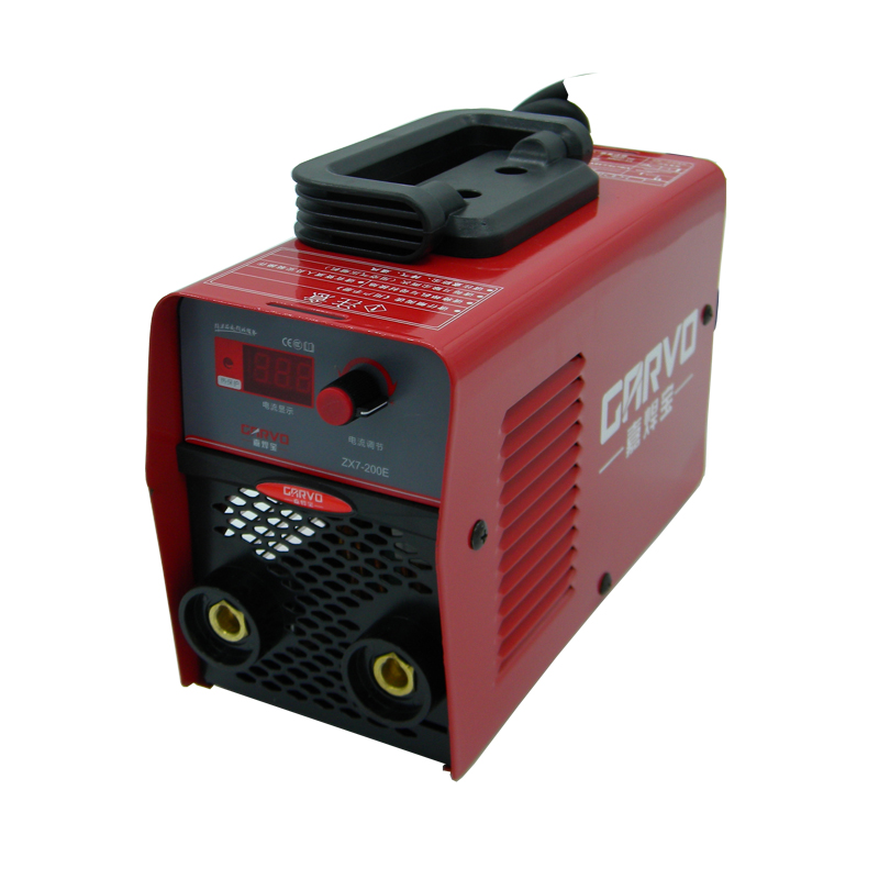 Mni IGBT Inverter DC Electric Welding Machines ZX7-200 MMA 3.2 mm Rod ARC Stick Metal Welder Auto Mig CO2 Machine 200amp 220v welding welder inverter dc electrode arc smaw stick rod igbt zx7 200t