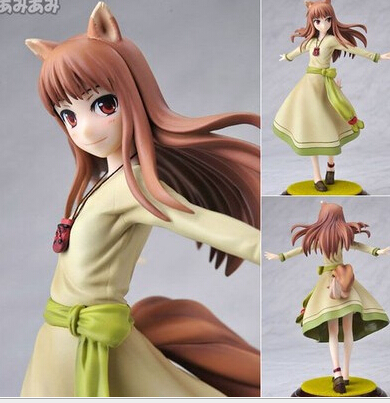 20 cm Kotobukiya Spice and Wolf Holo renovação 1/8 Scale figuras de ação PVC brinquedos figuras coleção brinquedos