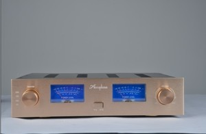 Image 1 - AV Meter AMP case Enclosure / Box / Gold Panel / amplifier chassis /Merge Amplifier Chassis /Iron aluminum chassis