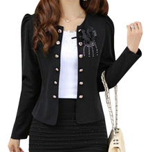 IMC women summer style clothing outerwear slim women coat jacket feminine women blazer