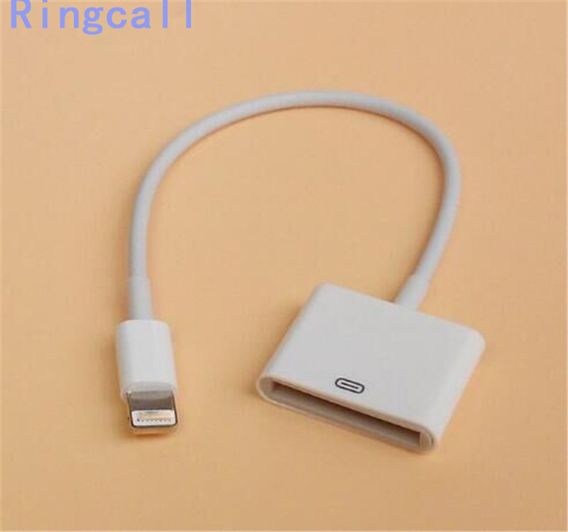 30 pins to 8 pins charger adapter cable for iphone 4 4s to. Black Bedroom Furniture Sets. Home Design Ideas
