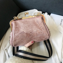Female Bags For Women 2019 Quality Pu Leather Luxury Handbags Designer Sac Main Ladies Shell Hollow Out Shoulder Messenger Bag high quality pu leather women messenger bags hollow out ladies shoulder totes bag designer female handbags x3130