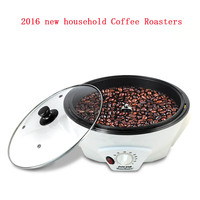1pcs Freeshipping By DHL Coffee Roasters 2016 New Listing Manufacturers Wholesale Household Durable Coffee Bean Roaster