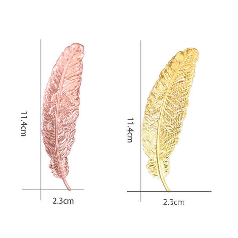 1 قطعة الذهب الوردي مسمار تلميح حامل ريشة الممارسة التدريب عرض موقف المعادن مانيكير صالون DIY بها بنفسك مسمار الفن تظهر أدوات
