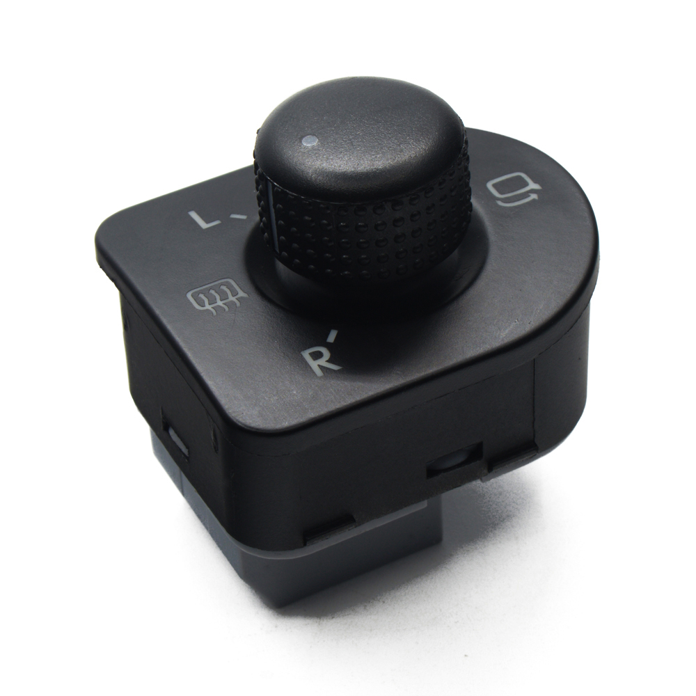 Free Shipping Adjust Knob Side Mirror Switch For
