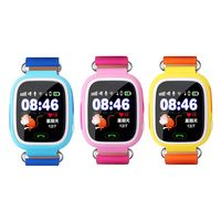 JRGK Q90 Child Gps Watch Phone 1 22 Inch Colorful Touch Screen WIFI Fashion Smart Watchs