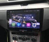 Octa Core 10.1 Android 8.0 Car Radio DVD GPS for VW Volkswagen Magotan Passat B6 B7 CC 4GB RAM Bluetooth 32GB ROM Mirror link