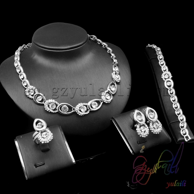 wholesale turkish gold plating fashion jewelry set jewelry box for