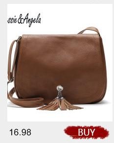 a279d59a3f3c4 حار بيع شرابة المرأة حقيبة حقائب جلدية عبر الجسم حقائب الكتف أزياء ...