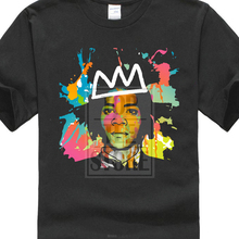 Jean Michel Basquiat T Shirt Graffiti New York 70 S 80 90