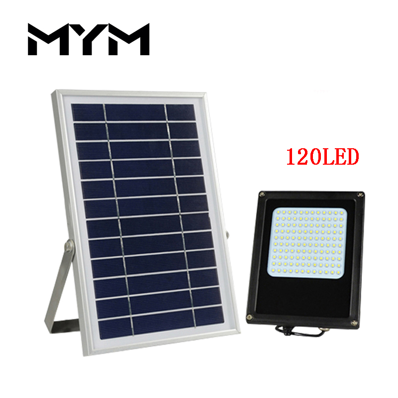 120 Led Solar Garden Light Super Bright Outdoor Garden Wall Lights Waterproof Panel Courtyard Solar lamp in garden мармелад 10