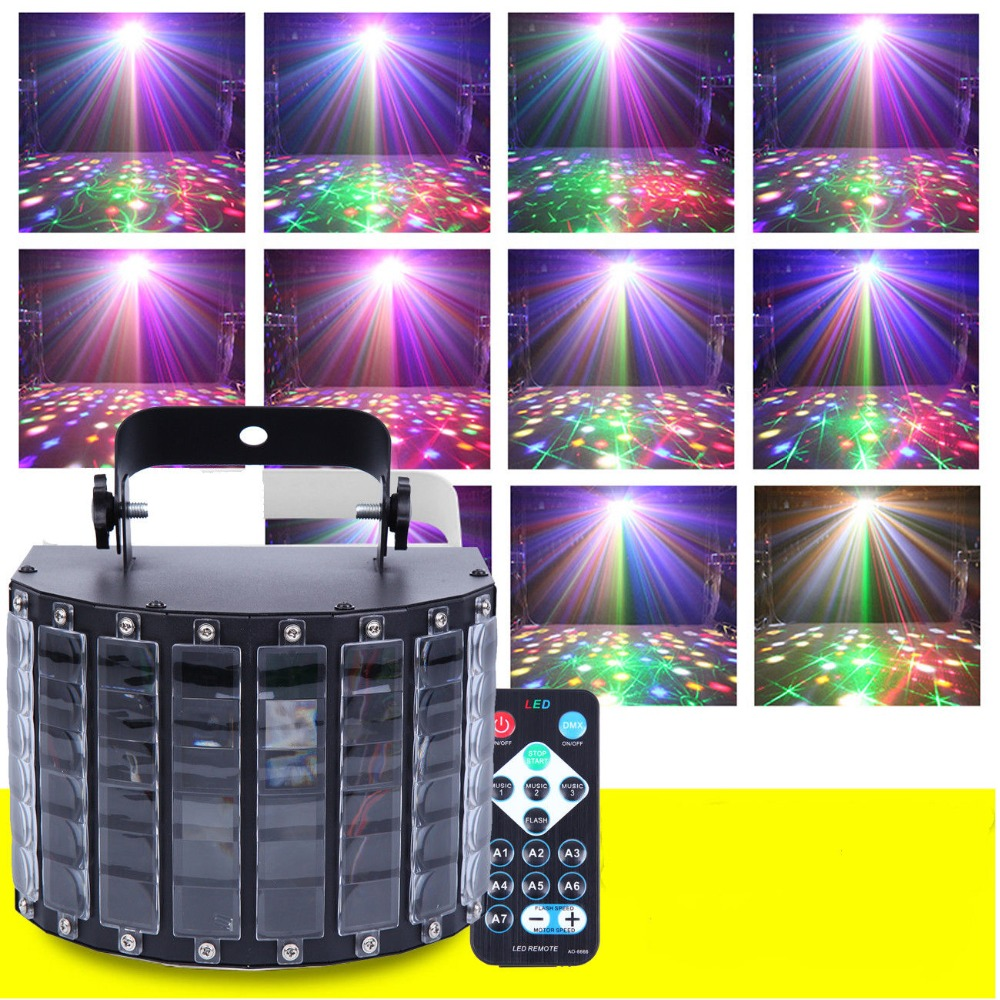 (Ship From Germany ) 13W DJ LED Stage Lighting DMX512 Disco Light Effect Spotlight PARTY Stage Lamp