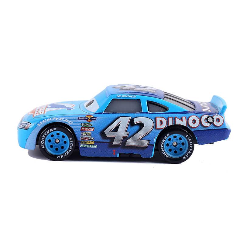爆発ディズニーピクサー車 3 おもちゃライトニングマックィーン · ジャクソン嵐クルスマック 1:55 ダイキャストモデル車 2 おもちゃベストギフト子供のための