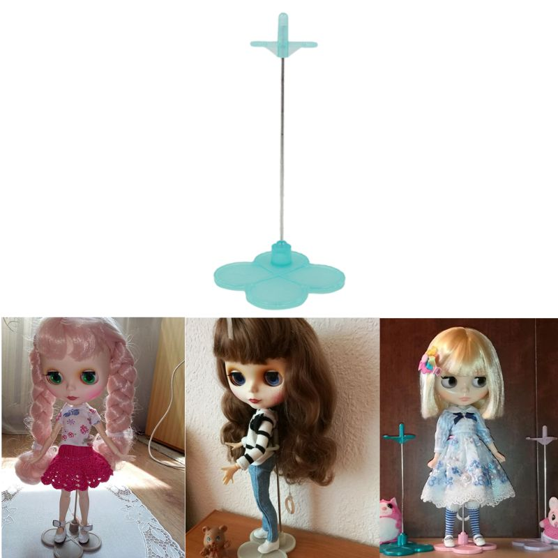 12 Color Doll Stand For Blyth Icy Joint Body Normal Accessories