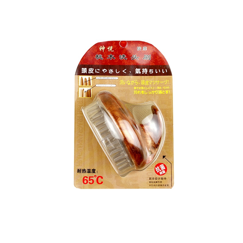 1 Pcs Spa Slimming Massage Hair Shampoo Brush Silicone Head Body Scalp Massage Comb Shower Bath Brush Hair Washing Comb