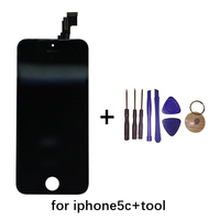 LCD Display For IPhone 5C Replacement Display With Digitizer Panel Touch Assembly 4 0 Inch Black