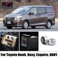 Tpms para TOYOTA Noah especial / Voxy / Esquire / NAV1 / sistema de monitoramento de pressão dos pneus sensores / DIY instalar para fácil