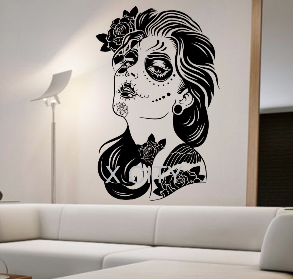 Skull Bedroom Decor Online Get Cheap Skull Bedroom Aliexpresscom Alibaba Group