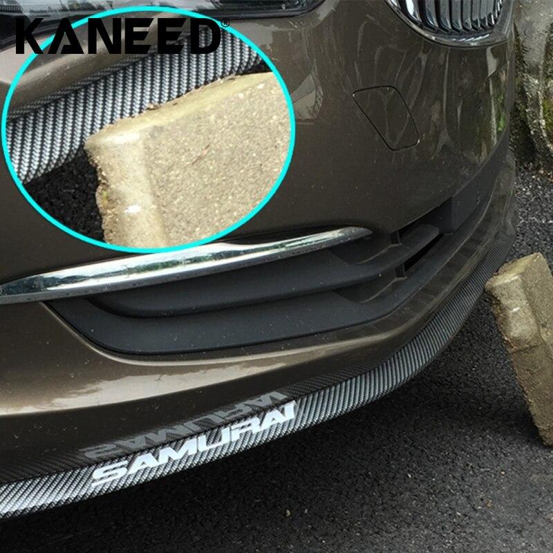 Car Front Bumper Adhesive Protector High Quality Universal 1 5m Car Front Bumper Lip Splitter Spoiler