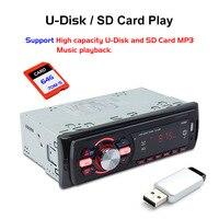 Car MP3 AUX Adapter SD Card Bluetooth Decoders Wireless Receiver FM Radio Stereo DIY Speaker Module USB Audio Adapter