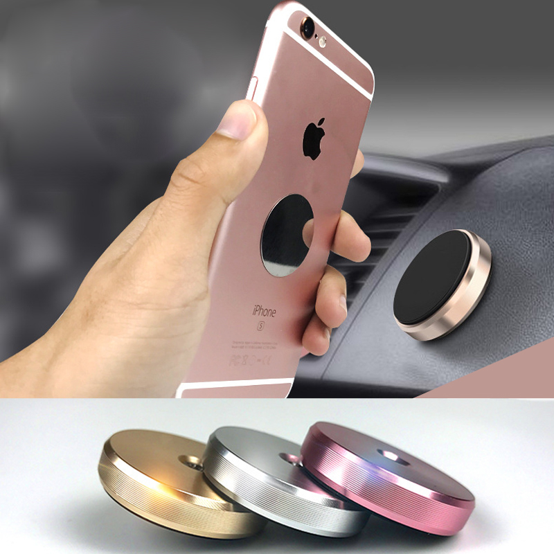 Mini Magnetic Mobile Phone Holder Car Dashboard Bracket