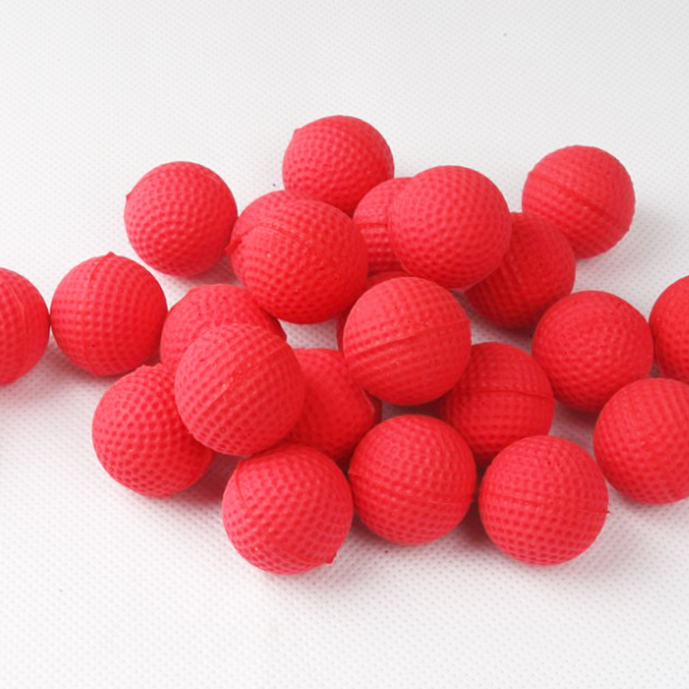 New 100Pcs Red Compatible Gun Bullet Balls Rounds For Nerf Rival Apollo  Refill -in Toy Guns from Toys & Hobbies on Aliexpress.com | Alibaba Group