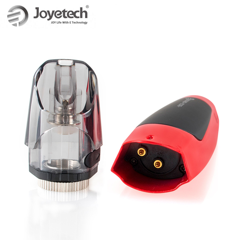Image 2 - 100% Original Joyetech EXCEED Edge Kit With 2ml Eliquid EX 1.2ohm  Coil Built in 650mAh Battery Direct Output Wattage E  CigaretteElectronic Cigarette Kits