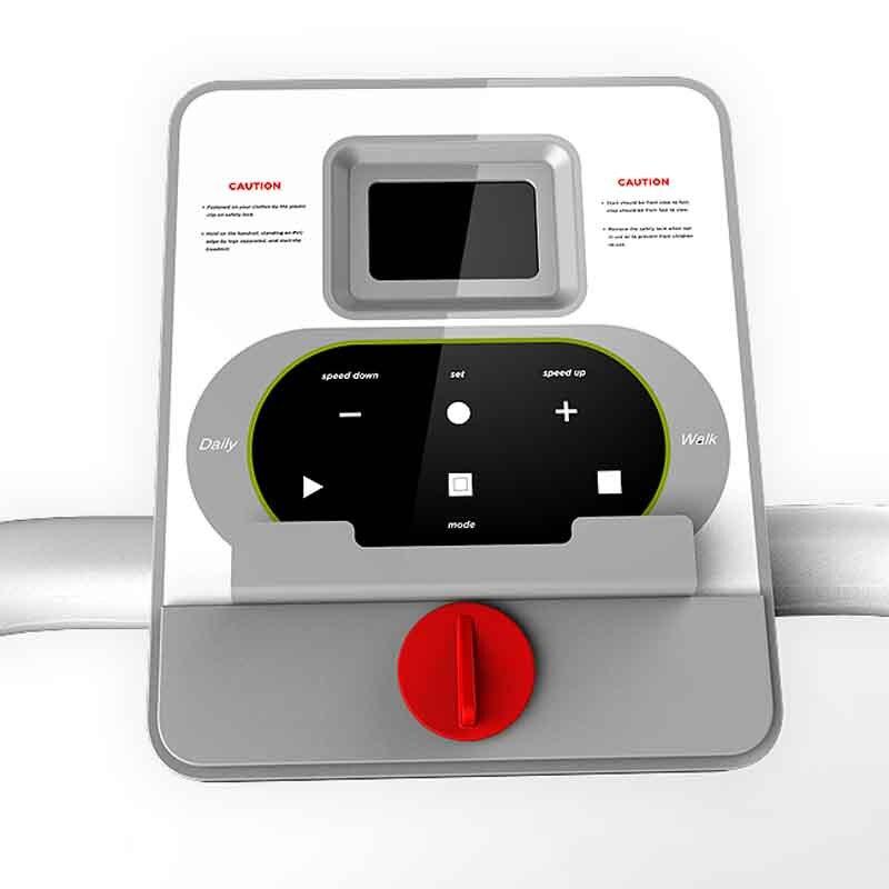 Tapis roulant électrique d'équipement de forme physique de JUFIT exécutant la Machine de marche pour le corps amincissant - 4