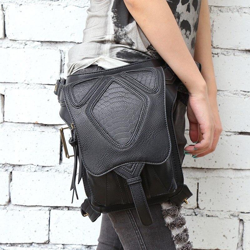 Steampunk saco da cintura das mulheres sacos