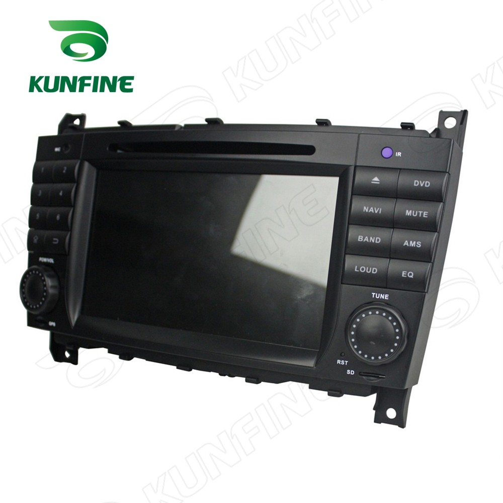 Car dvd GPS Navigation player for BENZ C-Class w203 B