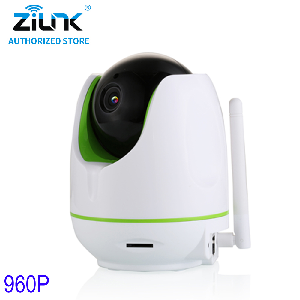 ZILNK 1.3M 960P Wireless Security IP Camera Indoor Baby Monitor WiFi CCTV Camera support IR-Cut Night Vision TF Card ONVIF White giantree 960p hd wifi ip camera infrared night vision baby monitor home security monitor camera support tf card white eu us