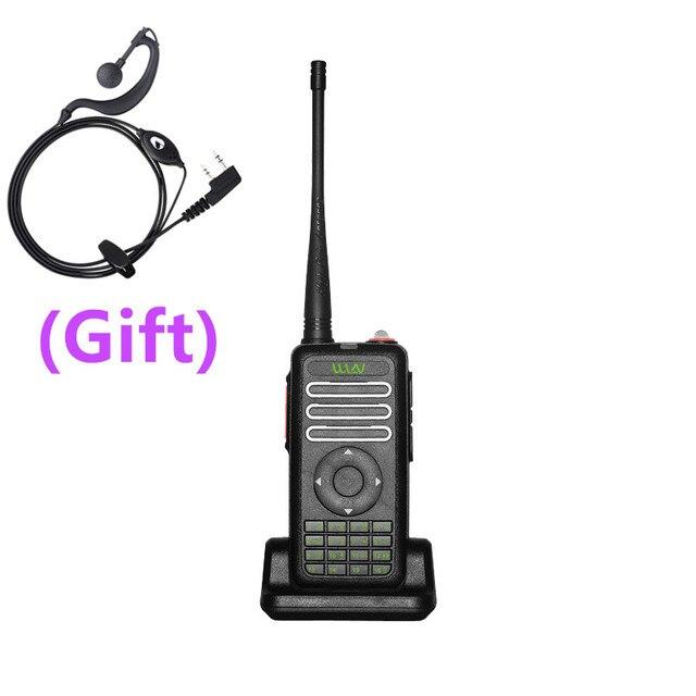 100% 오리지널 WLN KD C21 KAILI 워키 토키 가장 저렴한 UHF 아마추어 양방향 라디오 FRS PMR woki toki C21