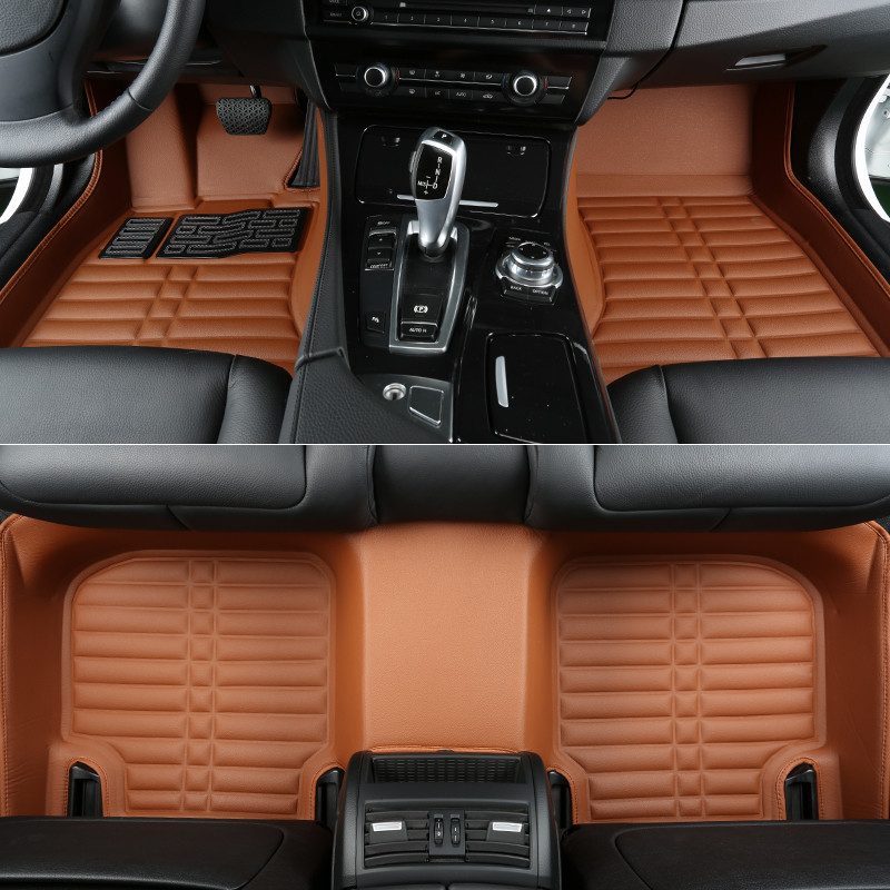 Good quality! Custom special floor mats for Mercedes Benz <font><b>B</b></font> <font><b>180</b></font> 200 250 W245 2011-2008 waterproof durable carpets,Free shipping image
